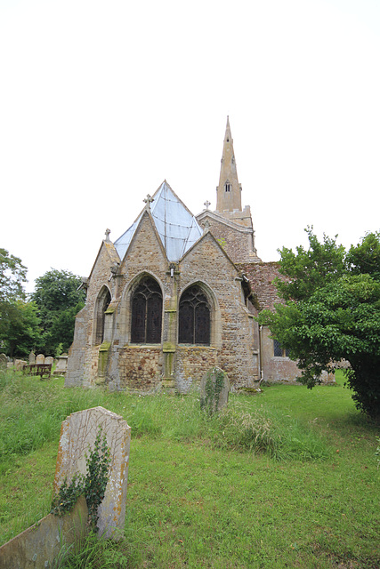 Chancel, Bluntisham Church, Cambridgeshire