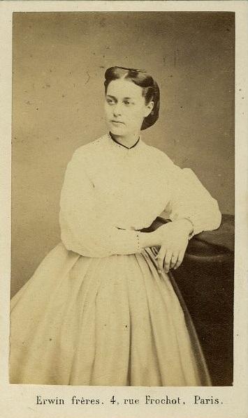 Marie Schroder by Erwin