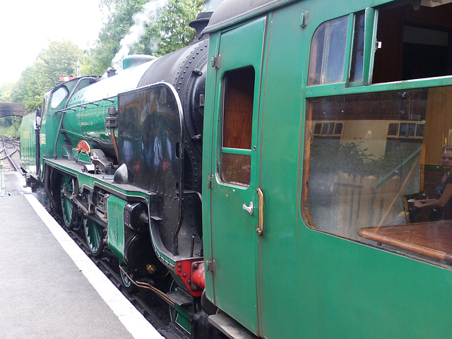 Mid-Hants Railway Revisited (29) - 10 September 2014
