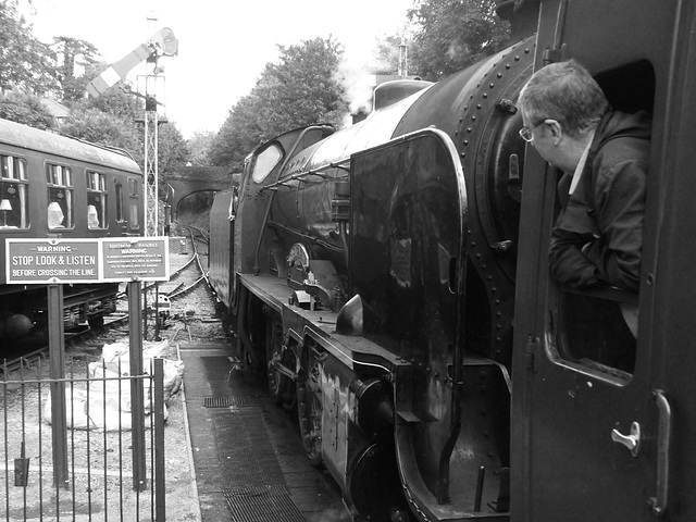 Mid-Hants Railway Revisited (31M) - 10 September 2014