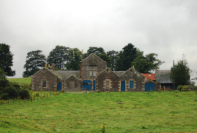 Stables, Laws, Angus, Scotland