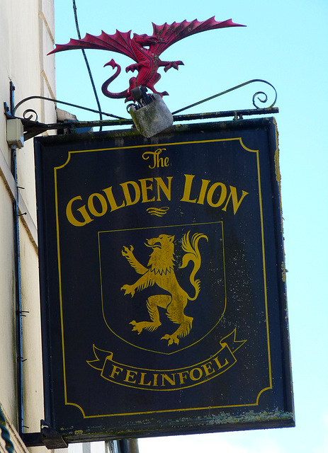 'Golden Lion'