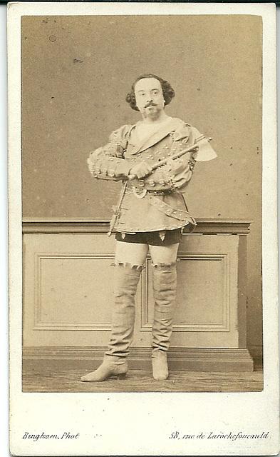 Achille-Felix Montaubry by Bingham