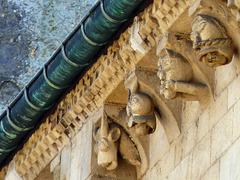 Caen - Abbaye aux Dames