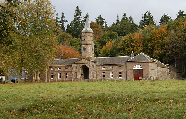 Stables, Doune Lodge, Stirlingshire, Scotland