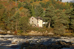Water Mill, Killin, Stirlingshire, Scotland