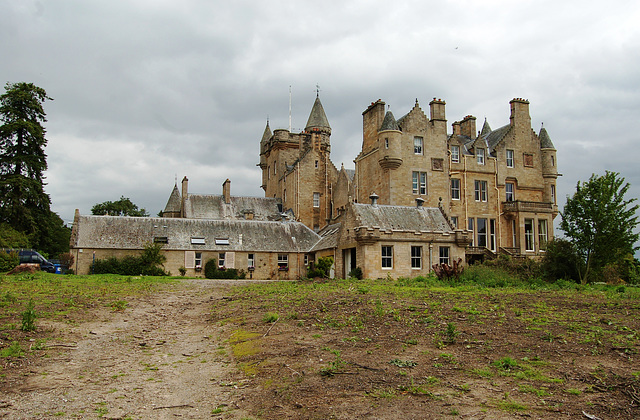Blair Drummond House, Stirlingshire