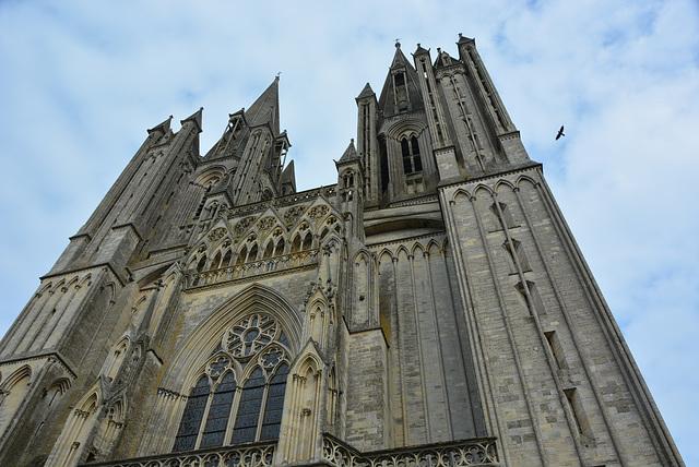 cathédrale de Coutances, France