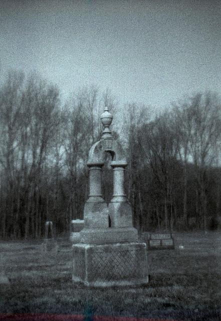Ebenezer Cemetary Headstone