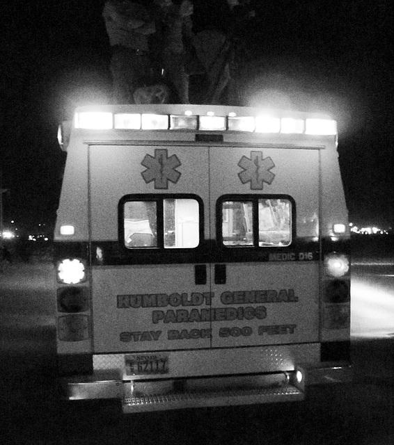 Humboldt General Paramedics Ambulance (6369)