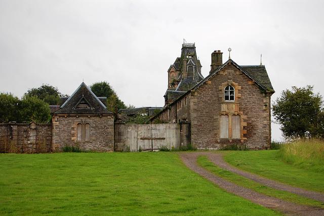 Keir Estate, Stirlingshire, Scotland