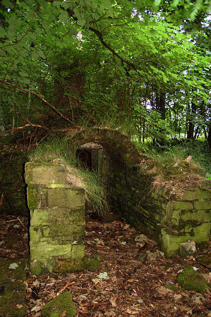 Ice House, Keir Estate, Stirlingshire, Scotland