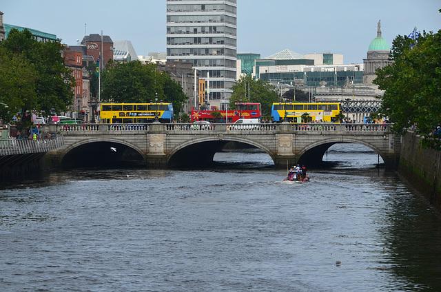 O'Connell Street Bridge, Dublin