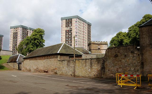 Stables, Callendar House, Falkirk, Stirlingshire