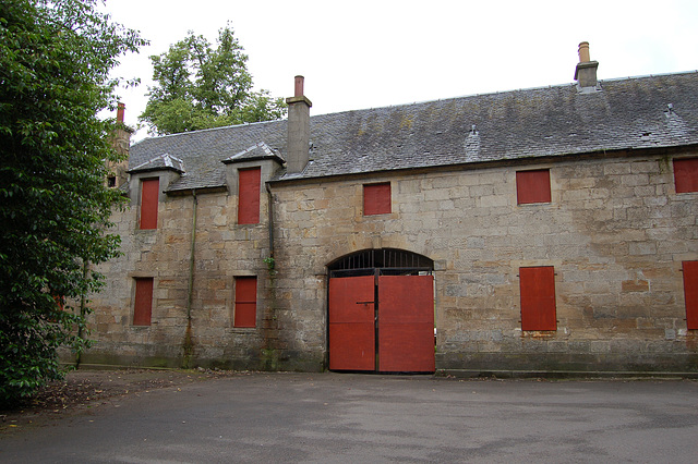 Stables, Callendar House, Falkirk, Stirlingshire
