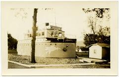 A Ship-Shaped Rambler