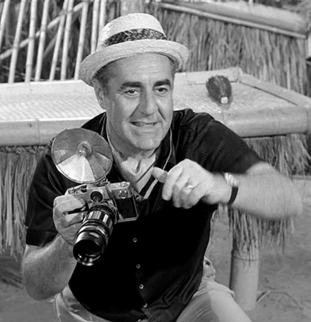 Thurston Howell III And His Camera