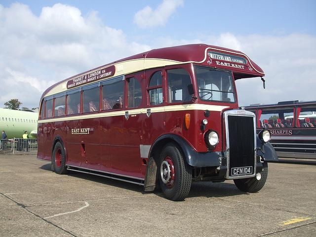 DSCF6062 East Kent Road Car CFN 104