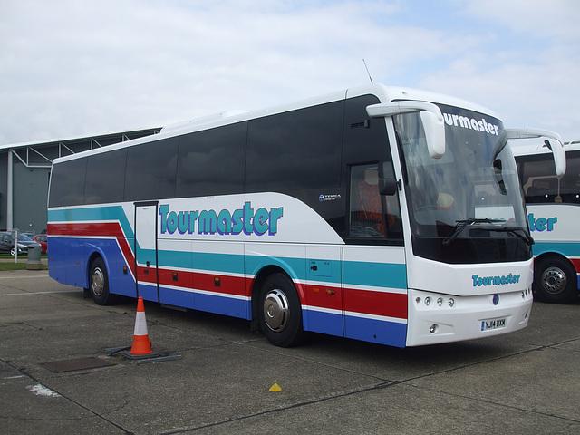 DSCF6081 Tourmaster Coaches YJ14 BXM