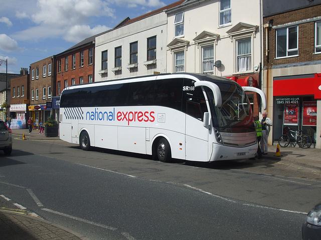 DSCF5658 National Express FJ11 GLK - 21 Aug 2014