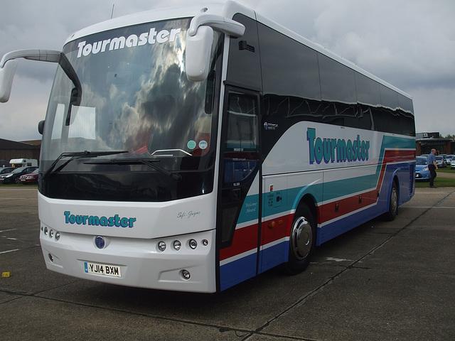 DSCF6082 Tourmaster Coaches YJ14 BXM