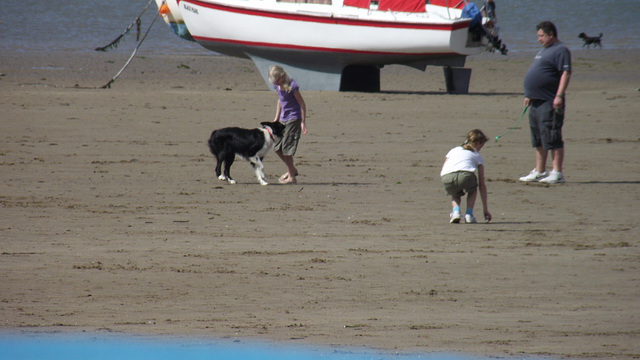 Kids and dogs - what a great combination