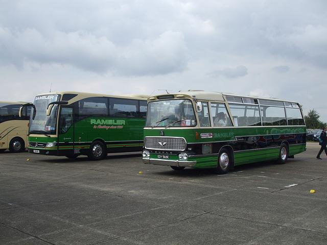 DSCF6085 Rambler Coaches 1924 RH and EDY 565E