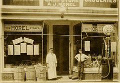 A. J. Morel Grocery Store