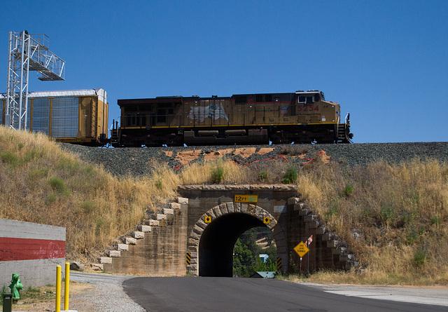 Newcastle, CA Union Pacific (0264)