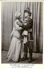 Walter Hyde & Jeanne Brola
