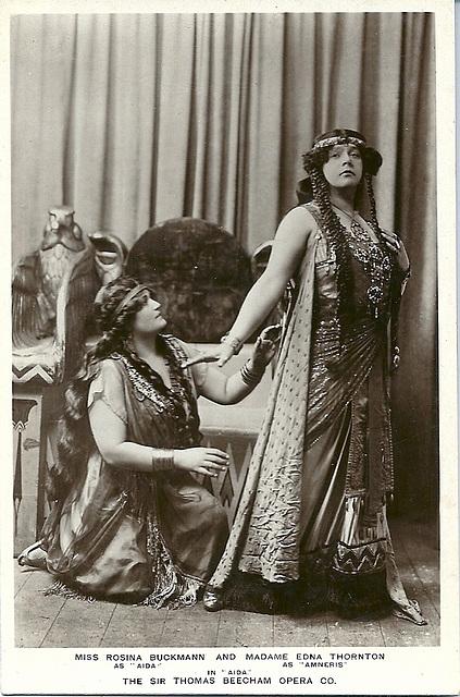 Rosina Buckman & Edna Thornton