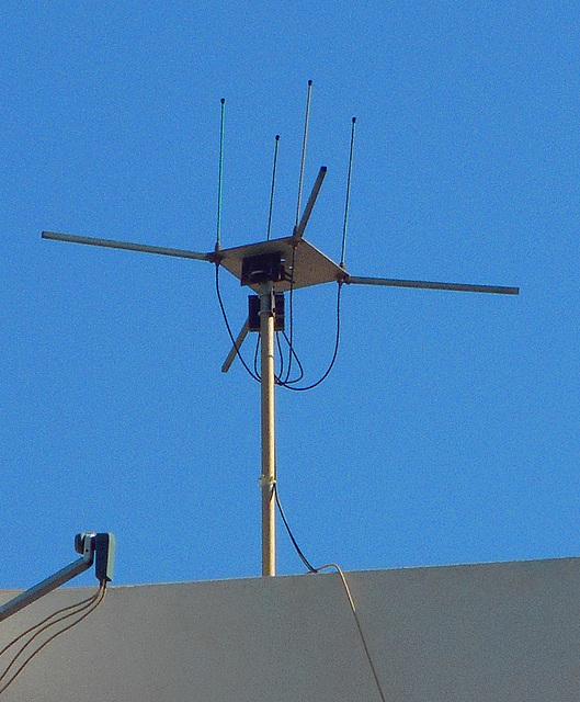TEI Piraeus - DF antenna