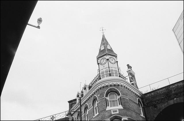 Railway Hotel, Atlantic Road, Brixton.