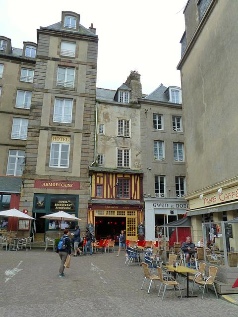 Saint-Malo 2014 – Rue du Boyer