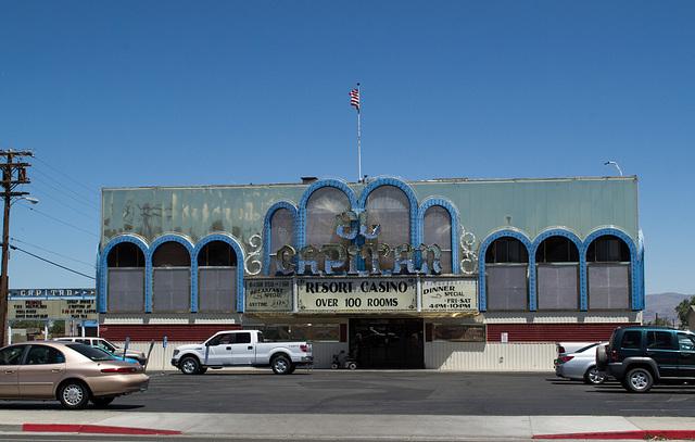 Hawthorne, NV El Capitan Casino (0141)