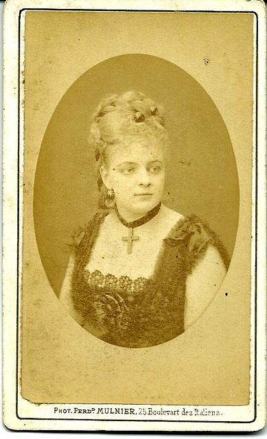 Josephine de Reszke by Mulnier