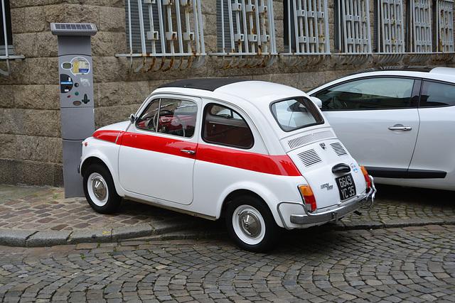 Saint-Malo 2014 – FIAT 500