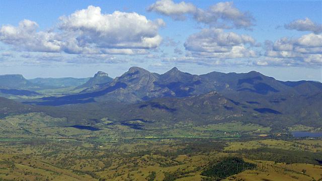 Mt Barney area