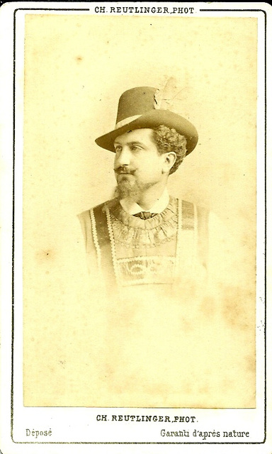 Pedro Gailhardt by Reutlinger