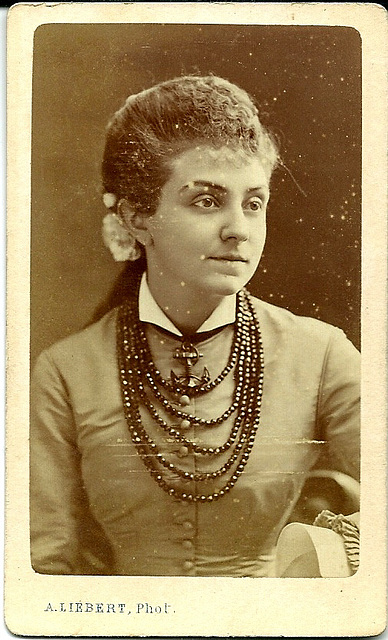 Cecile Ritter by Liebert