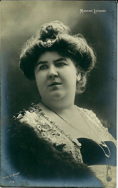 Felia Litvinne