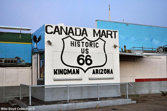 AZ canada mart gas & souveniors kingman 07'14