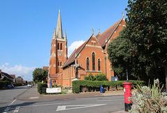 Saint John's Church, Felixstowe, Suffolk