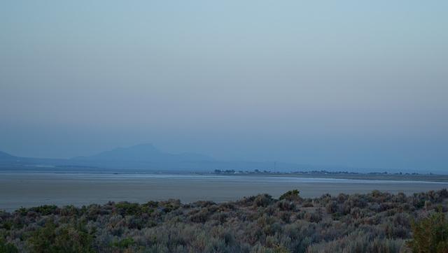 Black Rock Desert, NV sunrise  (0195)