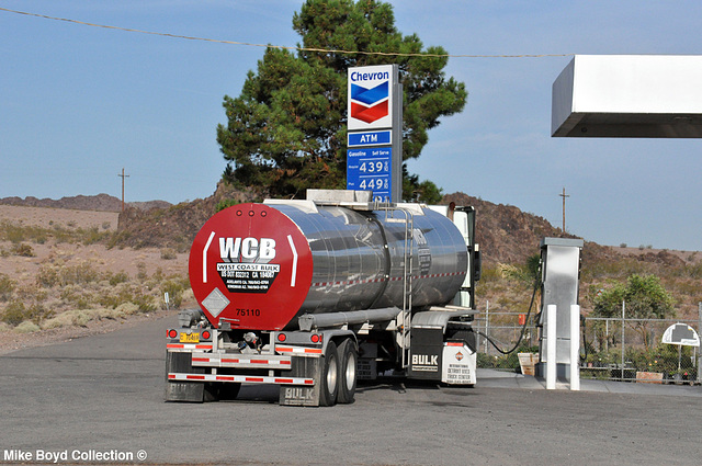 bulk transportation ih prostar wcb tanker newberry springs ca 07'14