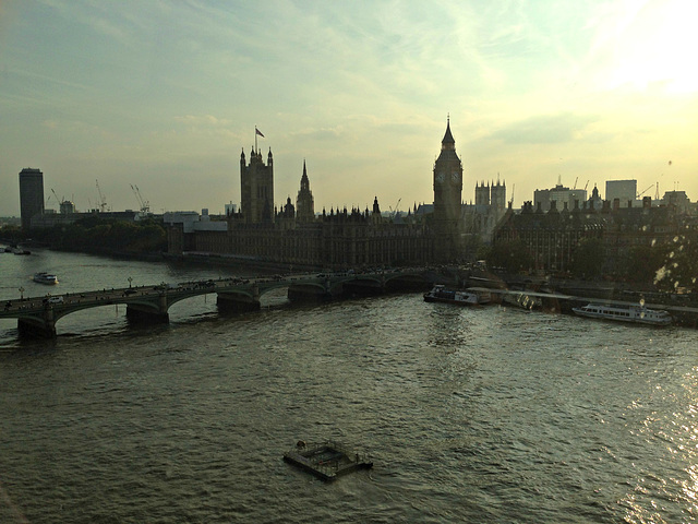 House of Commons from the Eye