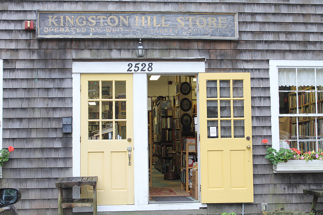 Kingston Hill Book Store