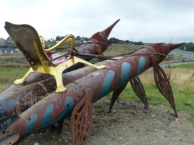 Torpedosaur (2) - 1 September 2014