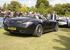 AMG Mercedes SLS GT