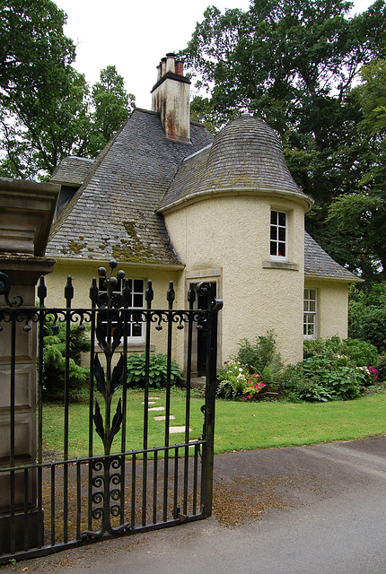 Touch House, Stirlingshire, Scotland